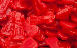 Candy ferrari cars