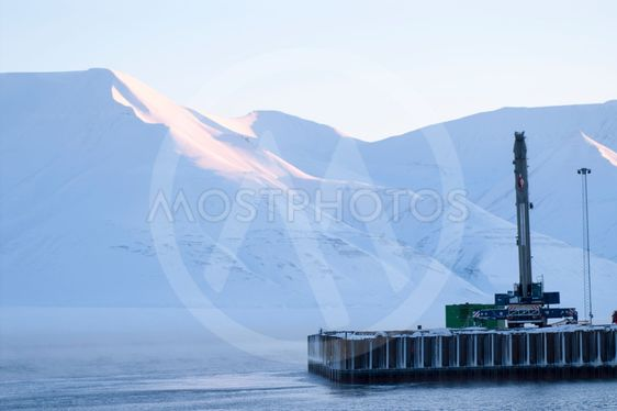 Svalbard in March