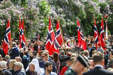 Oslo, Nationaldagen