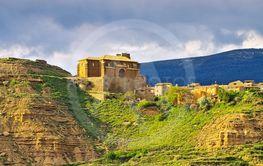 Colegiata de Bolea, Aragon