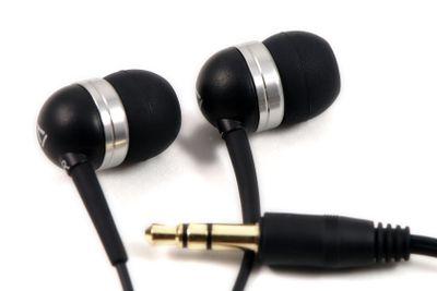 MP3 player headphones