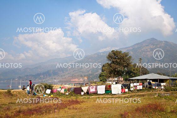 Pokhara family life