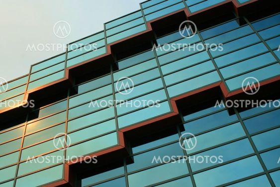 Moderne bygning