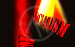 Socialism on Fire.