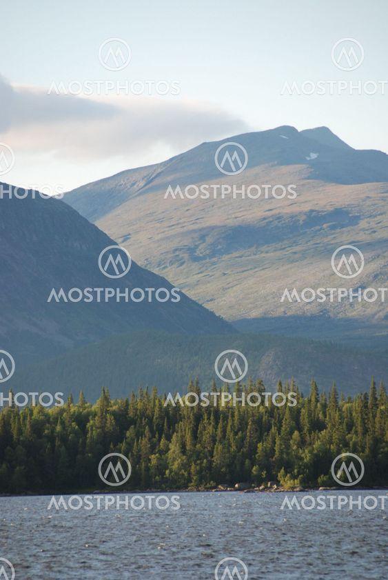 Ruotsin vuoret