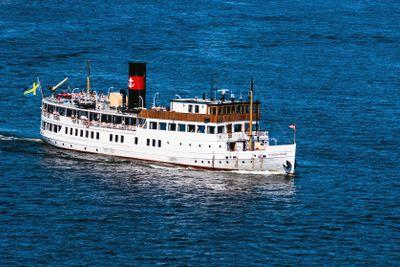 Sightseeingbåt