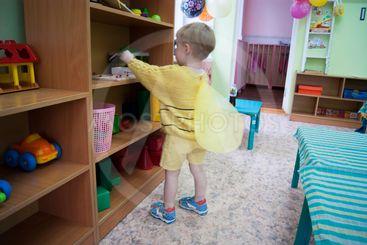 Russia Novodvinsk May 2019 - Kindergarten 24 - Tea...