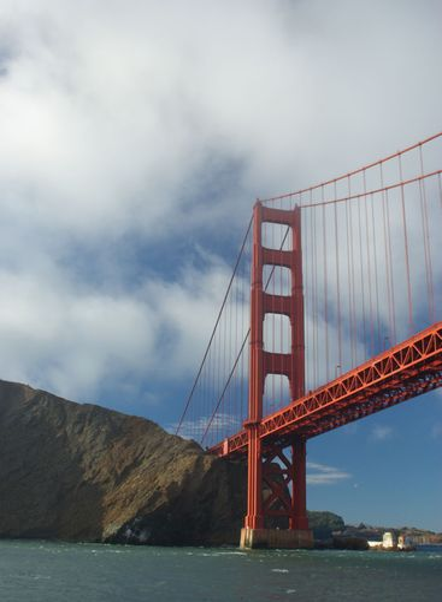 Golden Gate To California