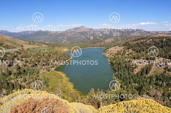 Efteråret begynder I Sierras