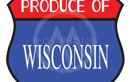 Produce Of Wisconsin