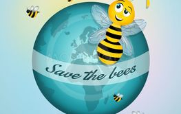 bees are in danger in the world