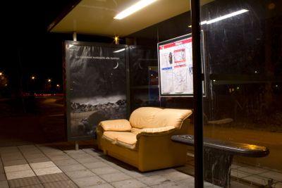 Busstop Sofa