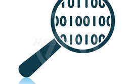Data Analysing Icon