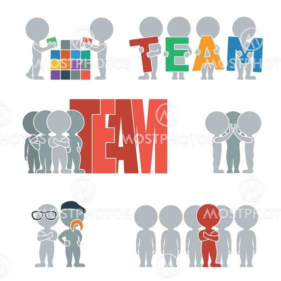 Flat people - team