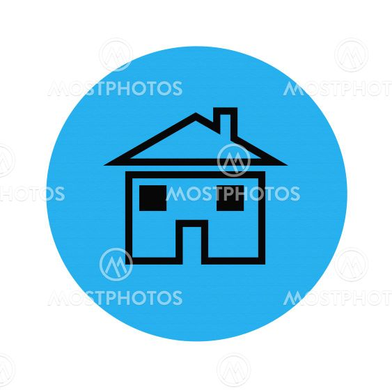 Huset knappen