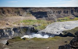 Dettifoss Waterfall in Iceland