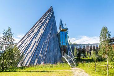 Sami Parliament in Karasjok, NOrway