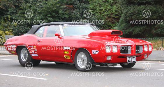 Custom GTO Pontiac