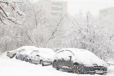Winter parking