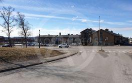 Reenstiernagatan i Kiruna