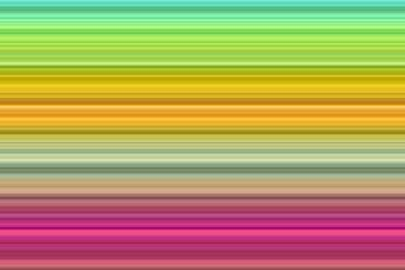 Rainbow colors abstract horizontal lines background.