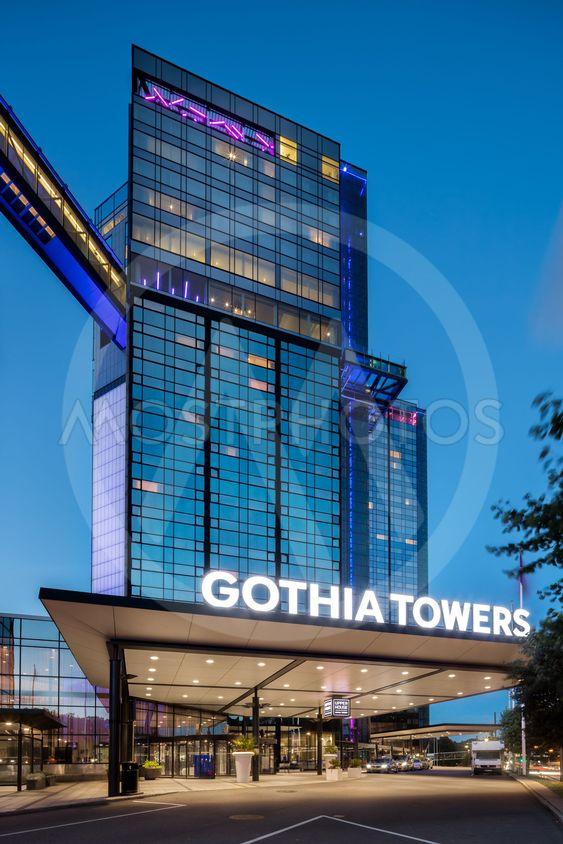 göteborg towers hotel