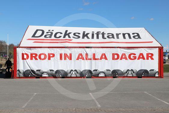 däckskifte drop in stockholm