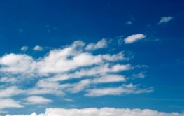 blau Himmel Wolke | blue sky cloud