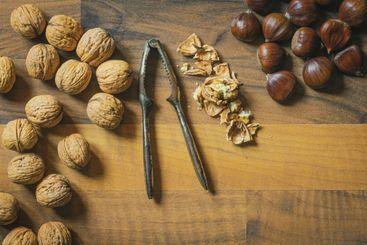 Walnuts and Chestnuts