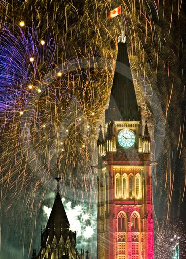 Canada Day Spectacle