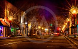 downtown york south carolina the white rose city at...