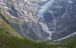 Kjenndalsbreen in Norway