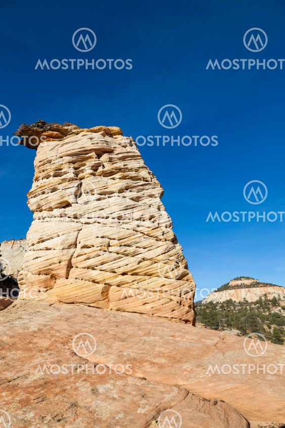 Hoodoo Rock Features