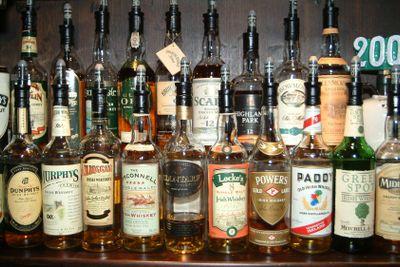 Whiskyflaschen | whiskey
