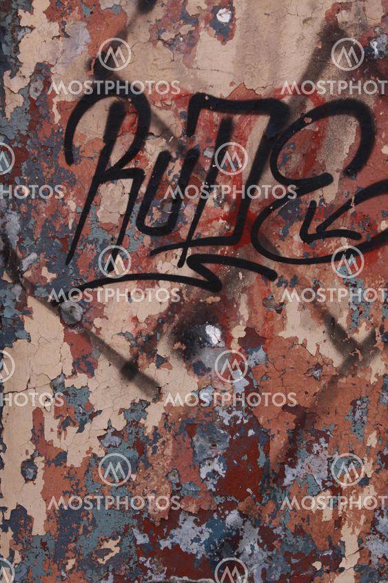 Tekstur af gamle hus
