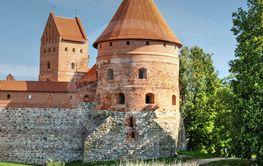 Trakai Island Castle 12