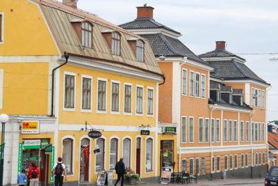 Karlskrona Grevagården Palace