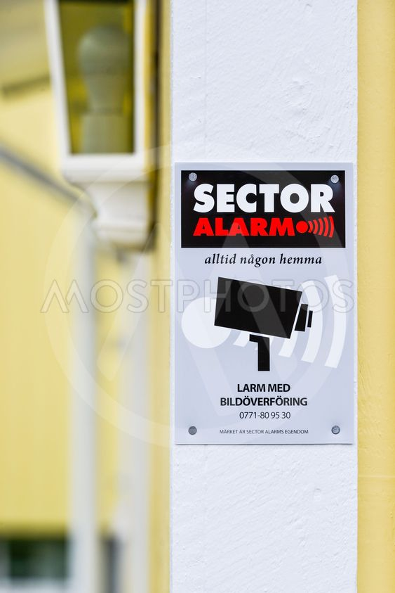 sector alarm securitas