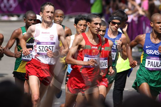 Olympic Marathon London