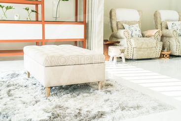 beautiful sofa decoration in living room
