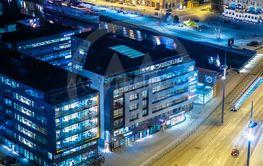 Malmö by night