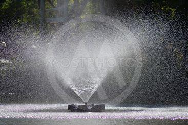 Vattenstrålar