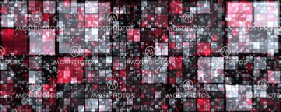 Fantastic abstract square panorama background design...