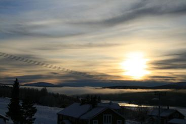 A sunny afternoon in Åre