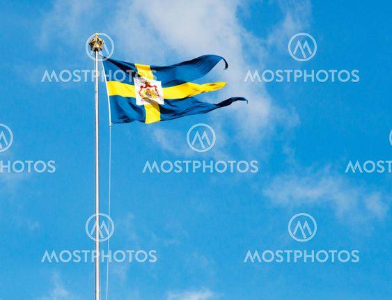 Den kungliga flaggan