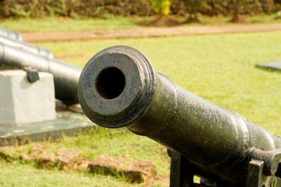 Fort Bennett Canon