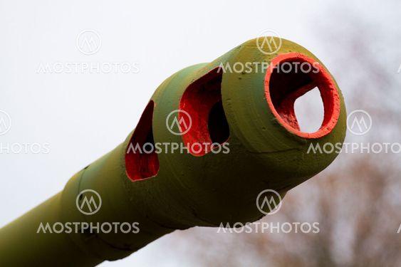 tank gun barrel