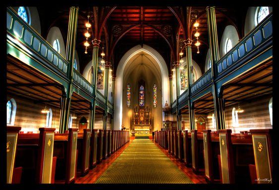 kirkon fredrikstad