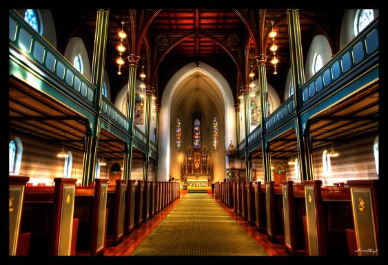 church fredrikstad