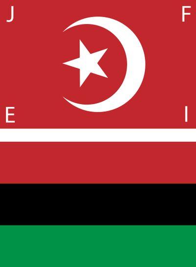 American Black Nationalist Flags